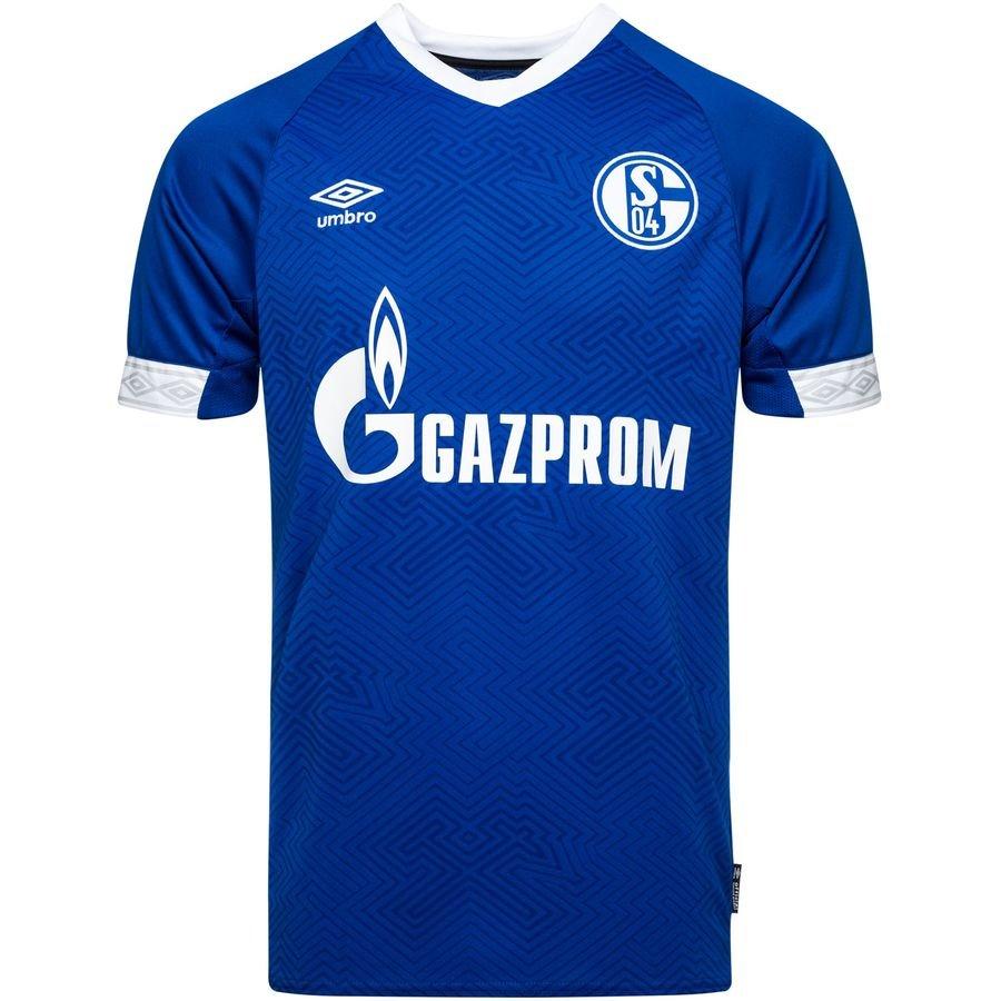 Schalke 04 Hjemmebanetrøje 2018/19