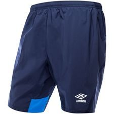 Schalke 04 Shorts Woven - Blå