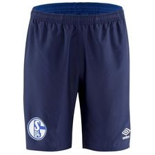 Schalke 04 Shorts Woven - Blå Barn