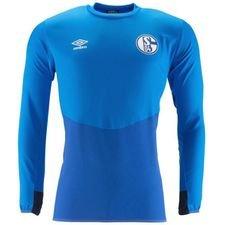 Schalke 04 Träningströja - Blå/Navy Barn