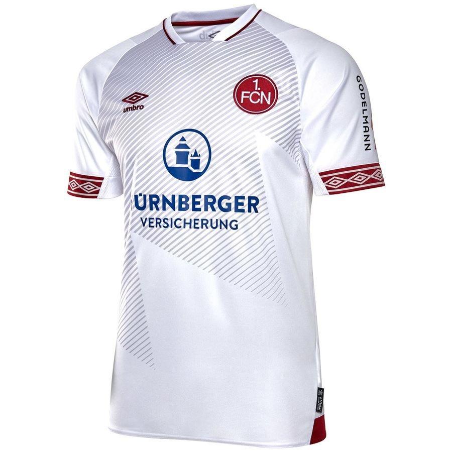 F.C. Nürnberg Udebanetrøje 2018/19