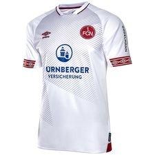 f.c. nürnberg udebanetrøje 2018/19 - fodboldtrøjer