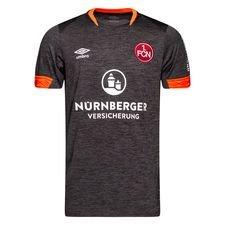 f.c. nürnberg 3. trøje 2018/19 - fodboldtrøjer