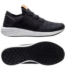 new balance fresh foam cruz v2 - sort/hvid - sneakers