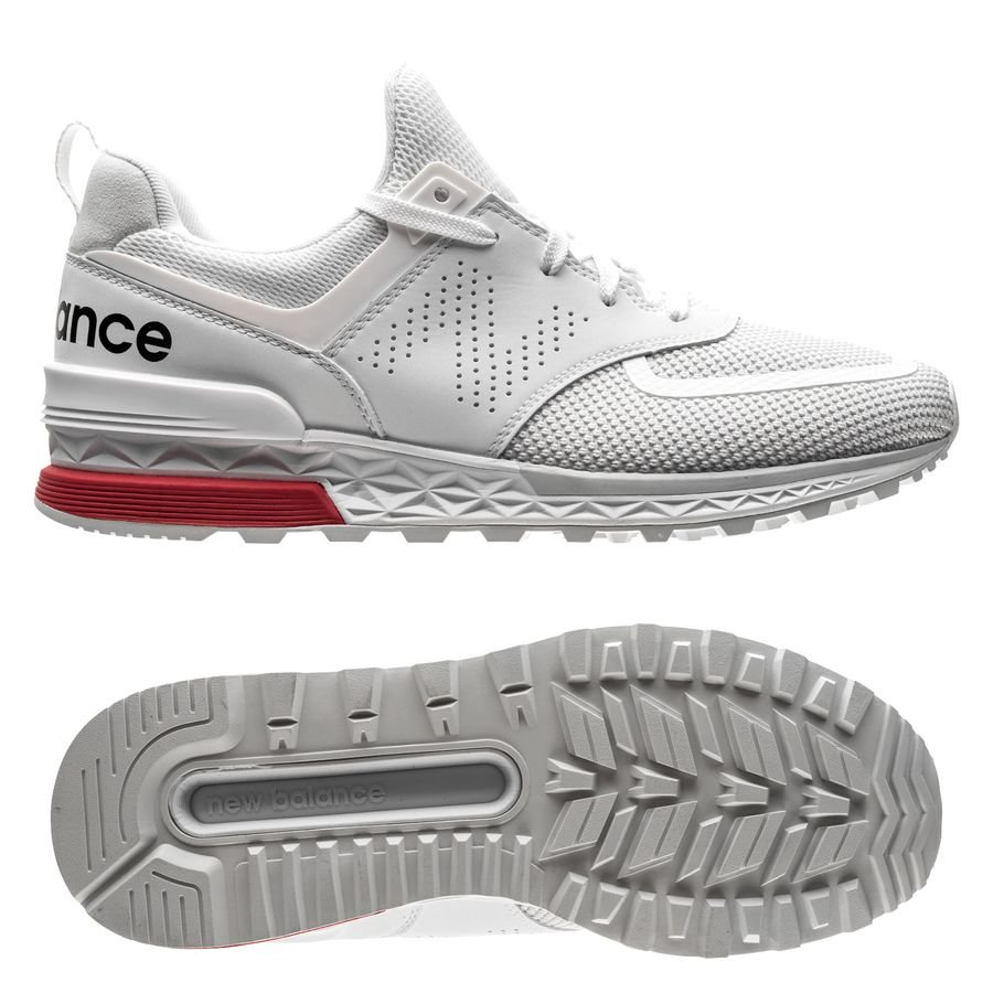 New Balance 574 Sport Fresh Foam - Blanc
