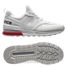 new balance 574 sport fresh foam - hvid - sneakers