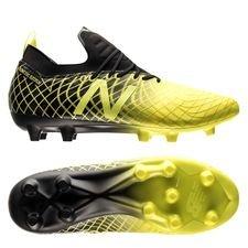 new balance tekela 1.0 pro fg horizon - svart/gul limited edition - fotbollsskor