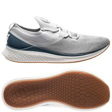 new balance fresh foam lazr heathered - grå dam - sneakers