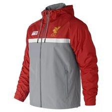 Liverpool Athletics Striker Jacka - Röd/Grå