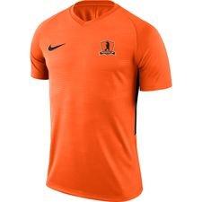 rudersdal bk - spilletrøje striker iv orange/sort børn - fodboldtrøjer