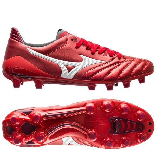the latest 5970b 126ec Mizuno Morelia Neo II Made in Japan FG Red Passion Pack ...