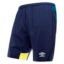 West Ham United Shorts Woven - Blå/Gul