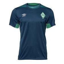 Werder Bremen Tränings T-Shirt - Blå/Grön Barn