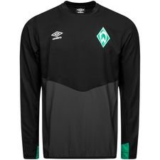 Werder Bremen Träningströja - Svart/Grå