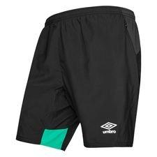Werder Bremen Shorts Woven - Svart/Grön