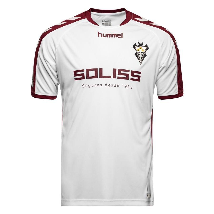 Albacete Balompie Hjemmebanetrøje 2018/19