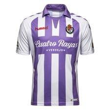 Real Valladolid Hjemmebanetrøje 2018/19