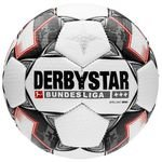 Derbystar Football Brillant APS Mini Bundesliga 2018/19 - White/Black