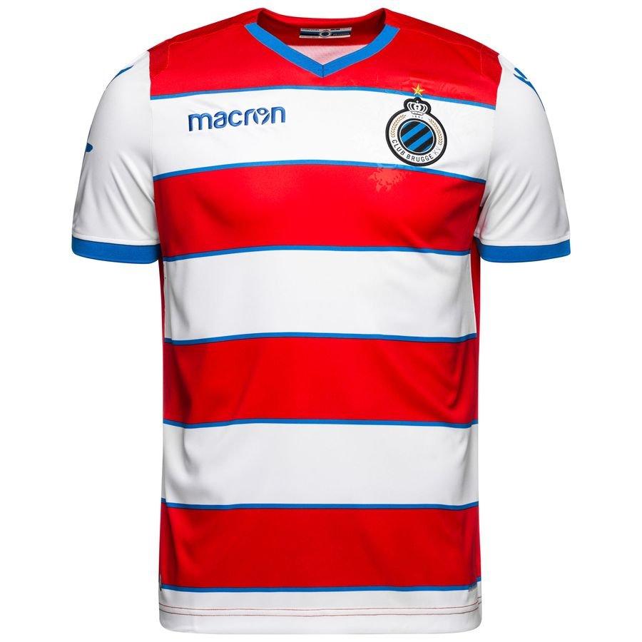 Club Bruges Maillot Extérieur 2018/19