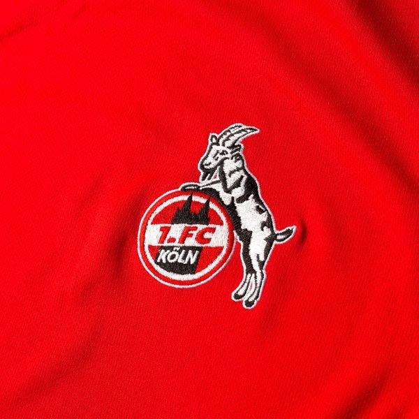 1 Fc Köln Score Training T Shirt Rotweiß Kinder Www
