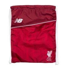 Liverpool Gymnastikpåse - Röd/Vit