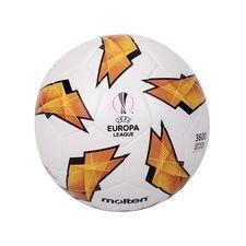 Molten Fußball Europa League 2018/19 Replica - Weiß/Orange/Schwarz