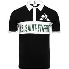 Image of   Saint-Étienne Polo - Sort/Hvid