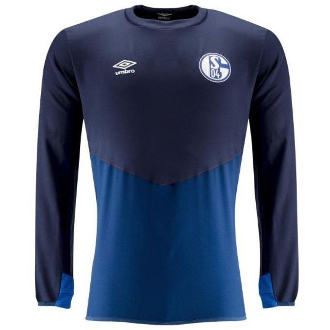Schalke 04 Træningstrøje - Blå Børn fra På Lager thumbnail