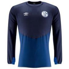 Schalke 04 Träningströja - Blå Barn