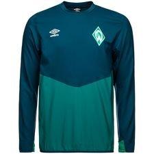Werder Bremen Träningströja - Grön/Blå