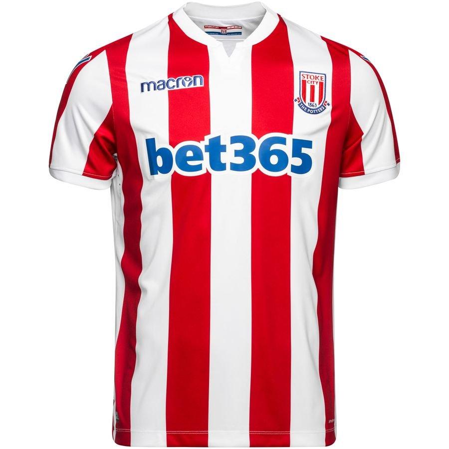 Stoke City Hjemmebanetrøje 2018/19