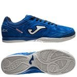 Joma Top Flex Nobuck IN - Blauw