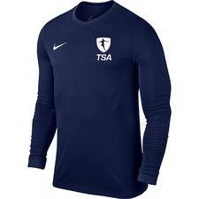 top scorer academy - træningsshirt navy - fodboldtrøjer