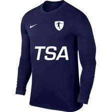 top scorer academy - træningsshirt navy børn - fodboldtrøjer
