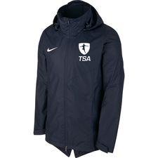 top scorer academy - regnjakke navy - regnjakke