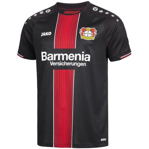 Bayer 04 Leverkusen Hjemmebanetrøje 2018/19