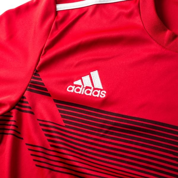 Enfants 19 Football Rouge Maillot Blanc Maillots Campeon Adidas De iOkXPZu