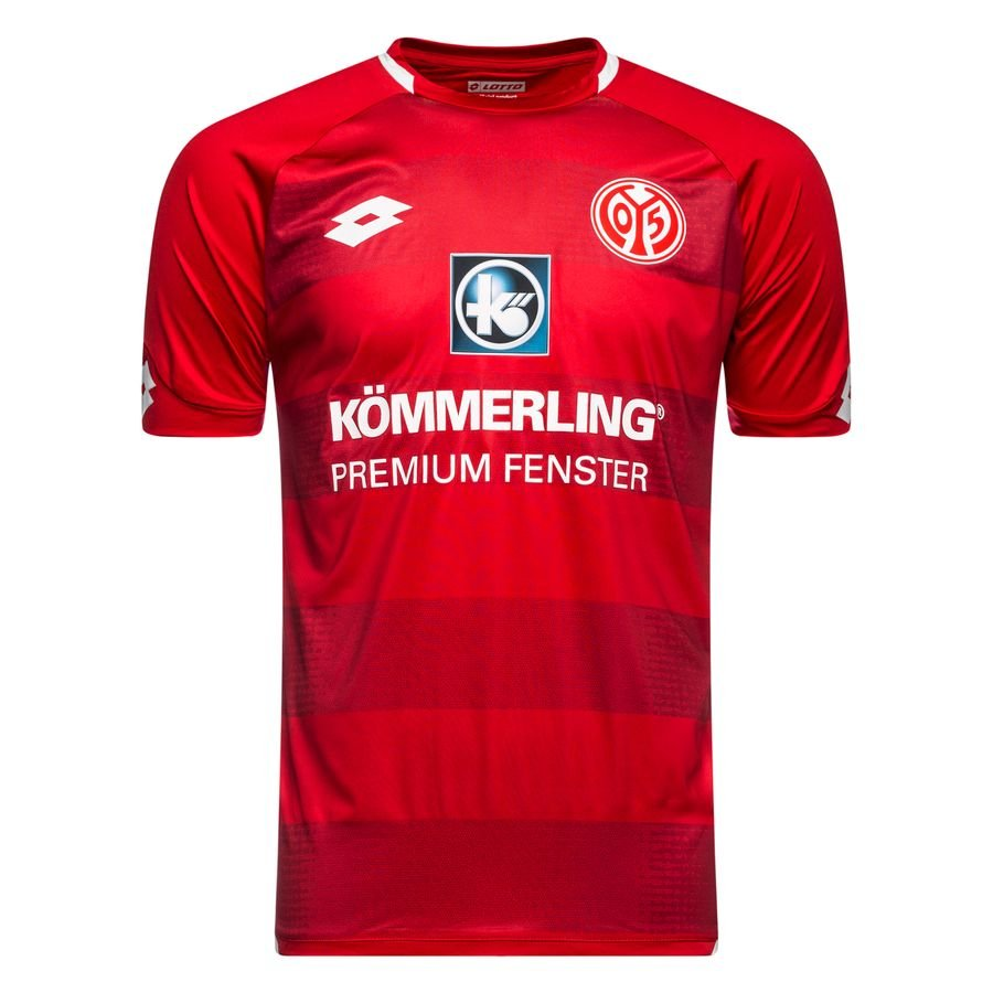 Mainz 05 Hjemmebanetrøje 2018/19