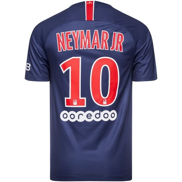 b5a423e4 Paris Saint-Germain Hjemmedrakt 2018/19 Neymar JR 10 | www ...