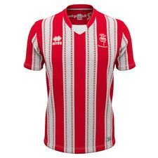 Lincoln City FC hjemmebanetrøje til sæsonen 2018/19. Fremstillet i 100% polyester.