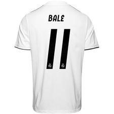 real madrid hjemmebanetrøje 2018/19 bale 11 børn - fodboldtrøjer