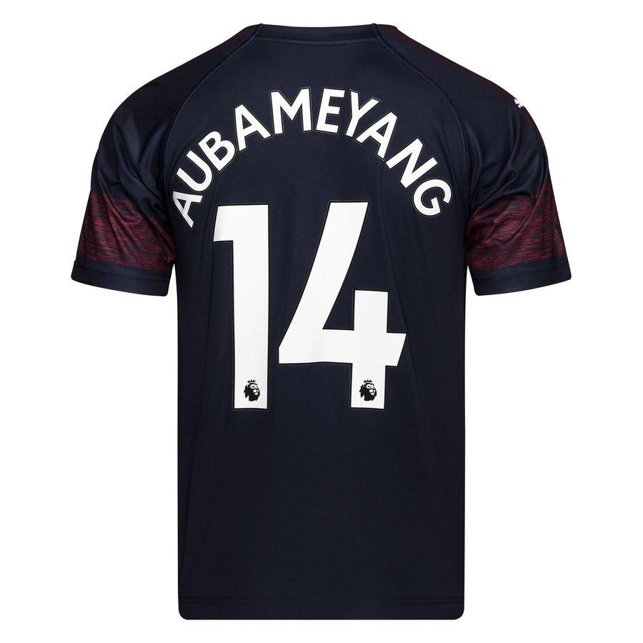 8b4da2cebc2 Arsenal Away Shirt 2018 19 AUBAMEYANG 14 Kids