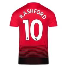 ec547cfca9e Manchester United Home Shirt 2018 19 RASHFORD 10