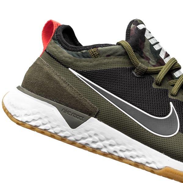 Nike F.C. React Sneaker - Schwarz/Grün LIMITED EDITION   www ...