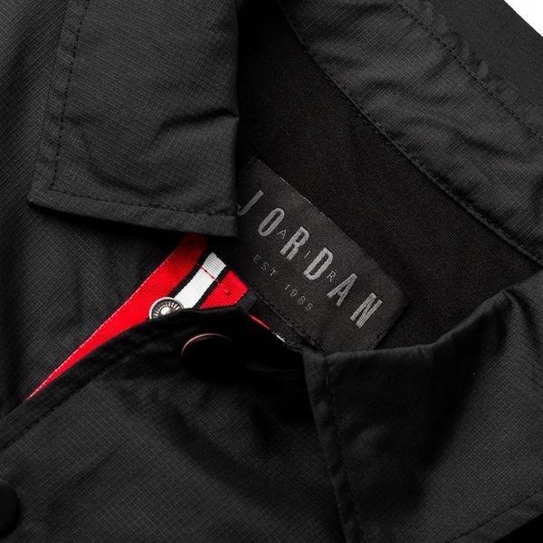 Nike Jacke Coach Jordan x PSG - Schwarz/Weiß LIMITED EDITION | www ...
