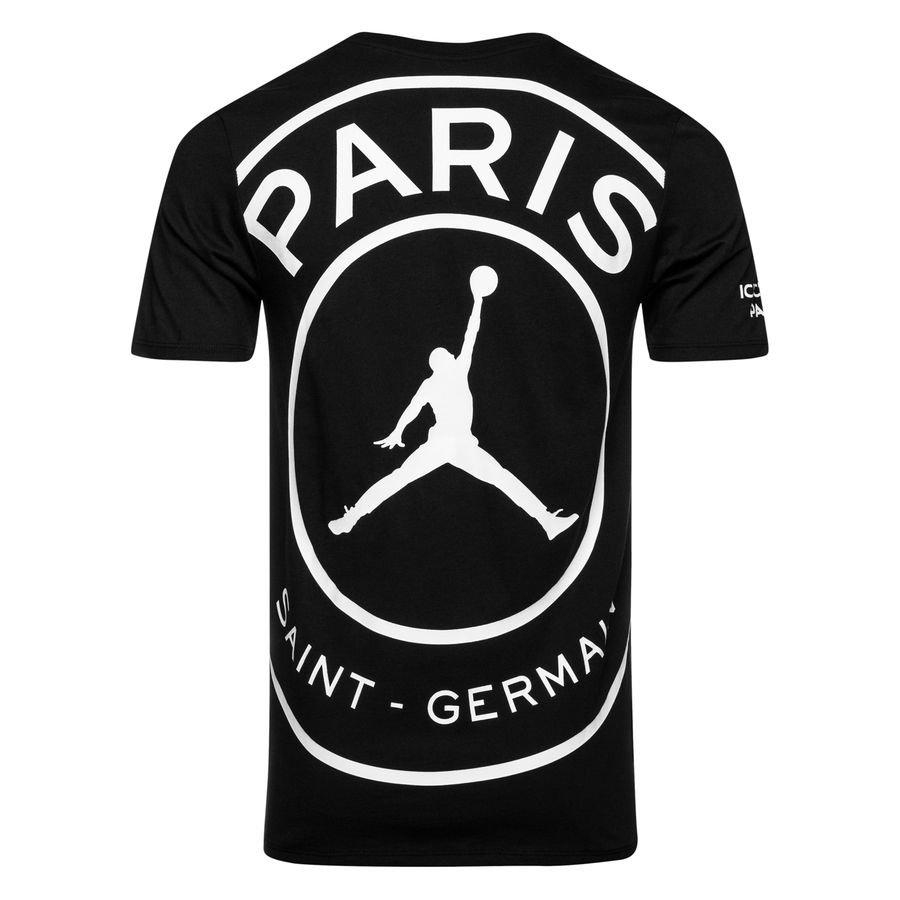 Nike T Shirt Jordan X Psg Schwarz Weiss Limited Edition Www