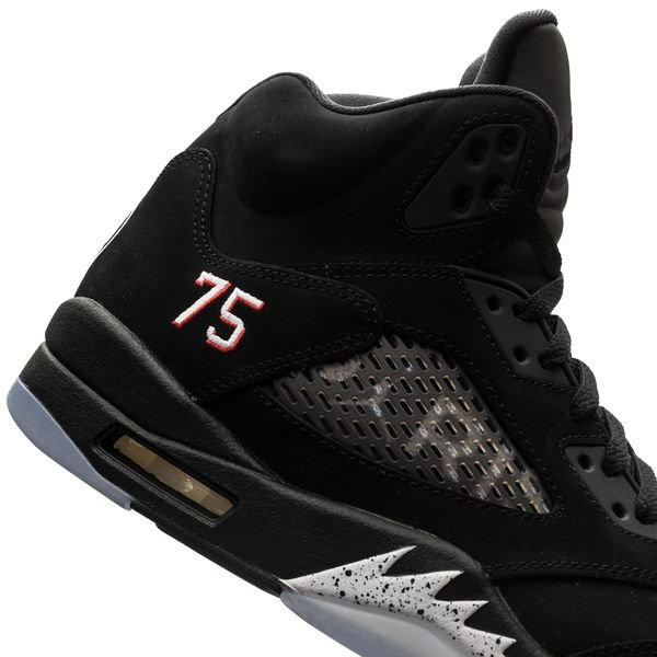 reputable site 9d9c3 d7fb3 Air Jordan 5 Retro Jordan x PSG - Schwarz Rot Weiß LIMITED EDITION 8