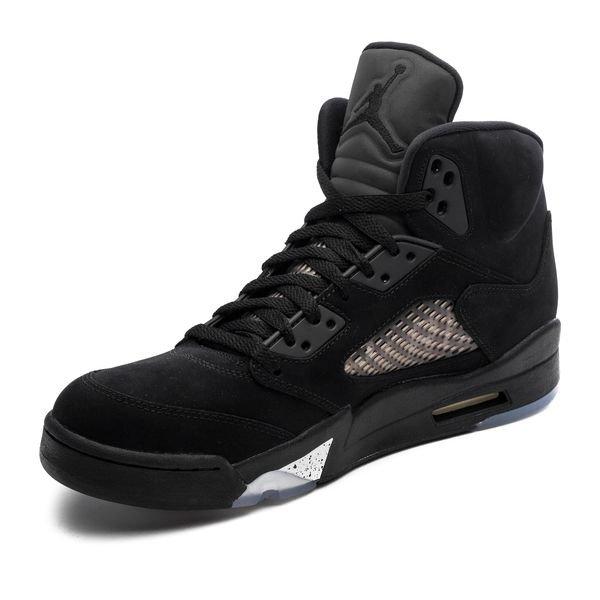 newest 08226 52c30 Air Jordan 5 Retro Jordan x PSG - Schwarz Rot Weiß LIMITED EDITION 4