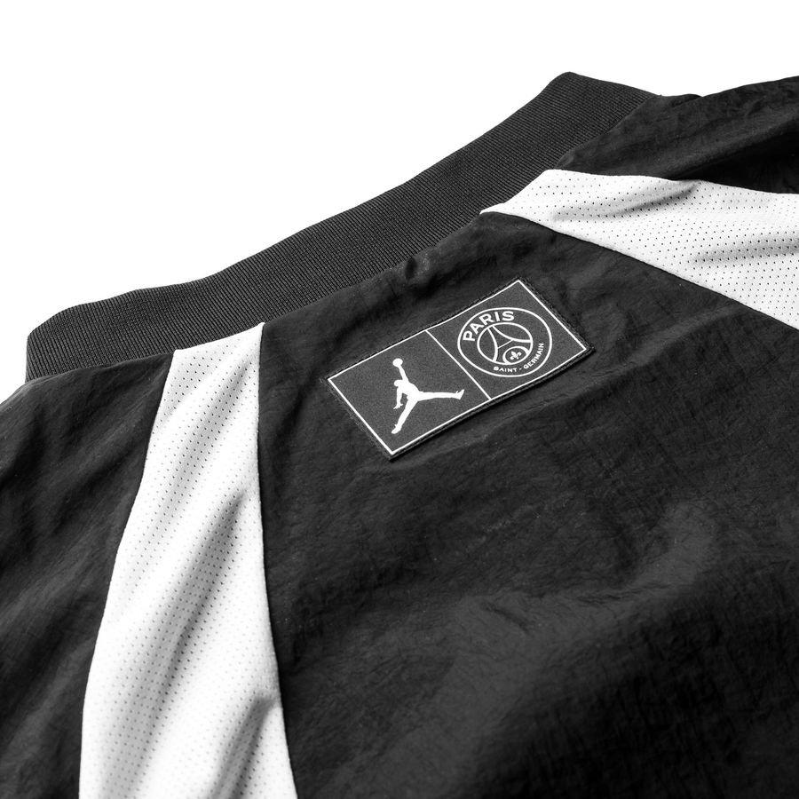 06681c121e nike jacket air 1 jordan x psg - black white limited edition - jackets