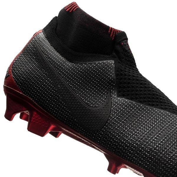028d4841decbe Nike Phantom Vision Elite DF FG Jordan x PSG - Black LIMITED EDITION ...